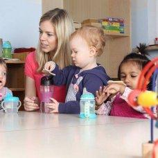 Профессиональная переподготовка и повышение квалификации Организация работы младшего воспитателя дошкольной образовательной организации.